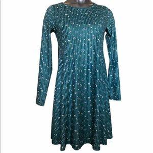 Smash! Green Dress